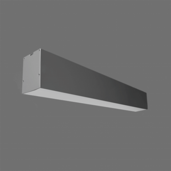 40W Iekarināms lineārs LED Pelēks gaismeklis LIMAN HIGH POWER