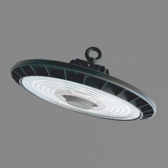 100W High Bay tipa LED gaismeklis UFO 0-10V