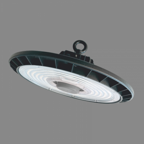 150W High Bay tipa LED gaismeklis UFO 0-10V
