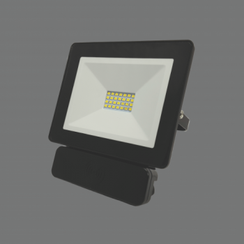 LED prožektors 20W 4000K ar mikroviļņa sensoru TOLEDOSENS