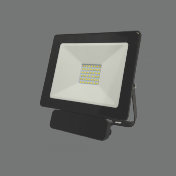 LED prožektors 30W 4000K ar mikroviļņa sensoru TOLEDOSENS