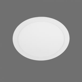 LED panelis apaļš Iebūvējams 12W 3000K Ø170x1,5mm AIRA