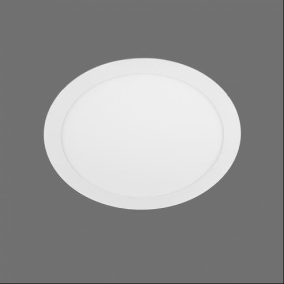 LED panelis apaļš Iebūvējams 6W 3000K Ø120x1,5mm AIRA