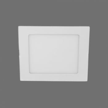 LED panelis kvadrāts Iebūvējams 12W 3000K 170x170x1,5mm AIRA