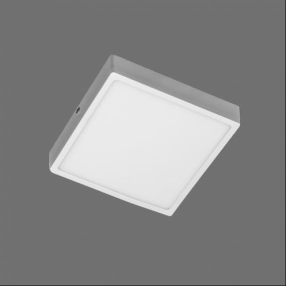 LED panelis kvadrāts Virsapmetuma 30W 4000K 220x220x27mm MODENA