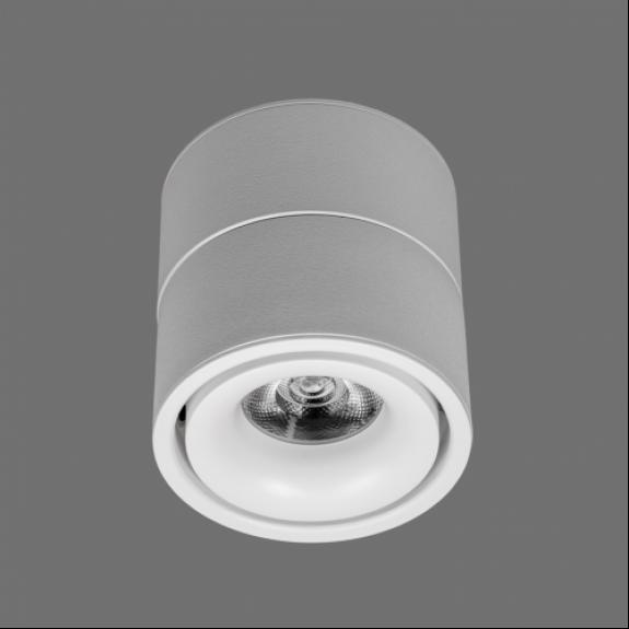 LED gaismeklis Virsapmetuma Balts Prožektorveida 10W 4000K OSLO