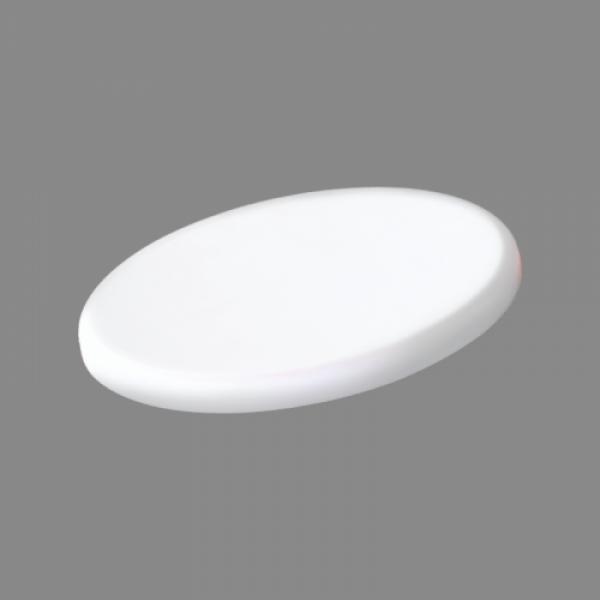 LED panel light Round Recessed IP65 15W 3000K Ø155x20mm RONDA