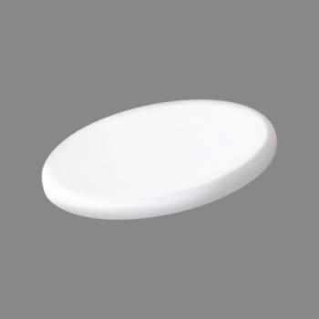 ЛЕД Светодиодная панель круглая Встраиваемая IP65 22Вт 3000К Ø185x20мм RONDA