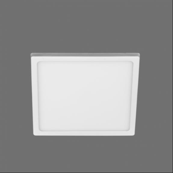 LED panelis kvadrāts Iebūvējams 16W 4000K 145x145x7mm SPLIT