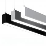 Lineārais LED gaismeklis iekarināms 3000K 4500K 6000K