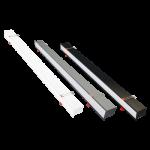 LED lineārais gaismeklis iebūvējams dimmējams ESNA100_TRIAC