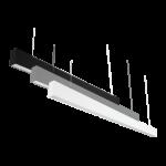 LED lineārs gaismeklis LIMAN100_TRIAC