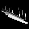 LED lineārais gaismeklis ar PIR sensoru LOTA100_SENS