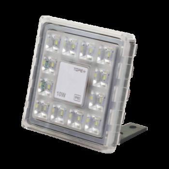 10W LED PROŽEKTORS BRENT 6500K 1102LM IP65