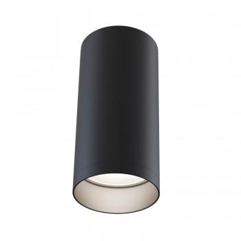 Griestu lampa Maytoni Ceiling & Wall melnā krāsā