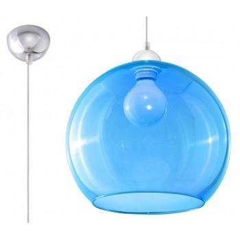 Pendant lamp BALL blue