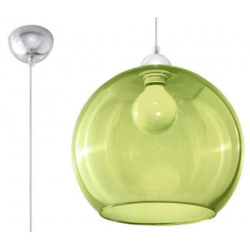 Pendant lamp BALL green