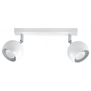 Ceiling lamp OCULARE 2 white
