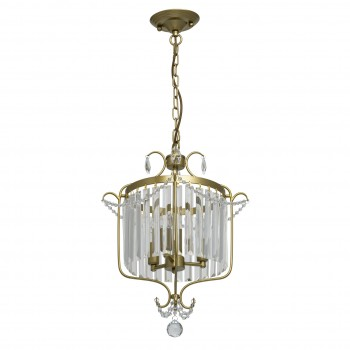 Pendant lamp Crystal MW-LIGHT 373014403 E14