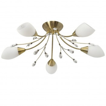 Ceiling lamp Megapolis MW-LIGHT 356012905 E14