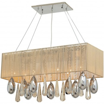 Pendant lamp Elegance MW-LIGHT 465015510 LED