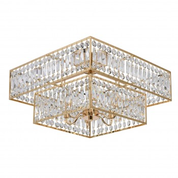 Ceiling lamp Crystal MW-LIGHT 121012006 E14