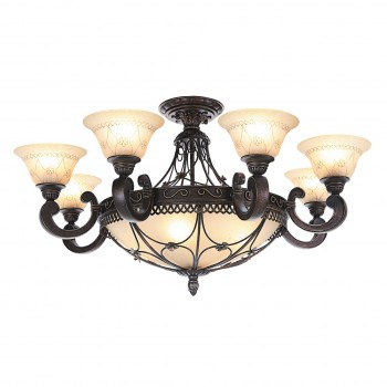 Ceiling lamp Country CHIARO 382012812 E27