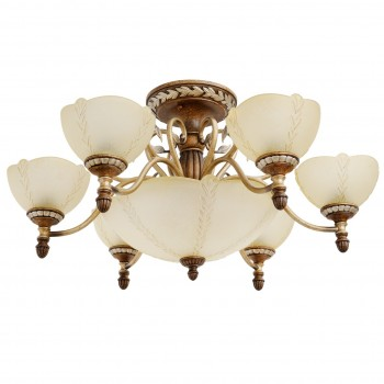 Ceiling lamp Country CHIARO 254012909 E27