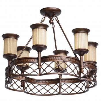 Ceiling lamp Country CHIARO 382010206 E14