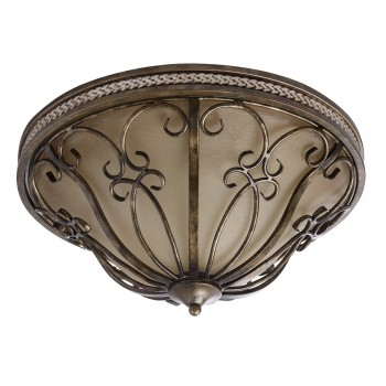 Ceiling lamp Country CHIARO 382015903 E27