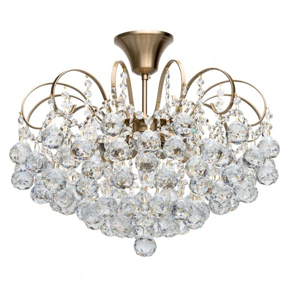 Ceiling lamp Crystal MW-LIGHT 232016506 E14
