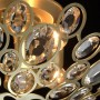 Ceiling lamp Crystal MW-LIGHT 345012203 Р•14
