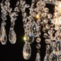 Ceiling lamp Crystal MW-LIGHT 464017306 E14