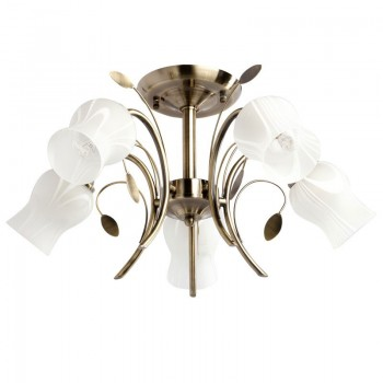 Ceiling lamp Flora MW-LIGHT 256018205 E14