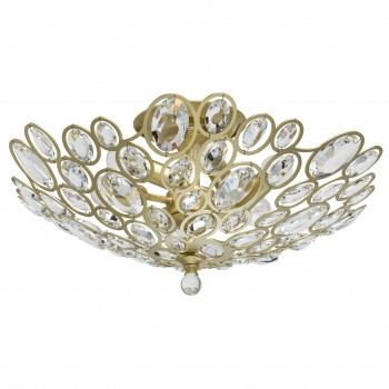 Ceiling lamp Crystal MW-LIGHT 345012406 Р•14