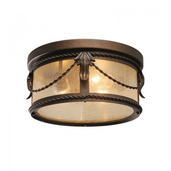 Ceiling lamp Country CHIARO 397011503 E27